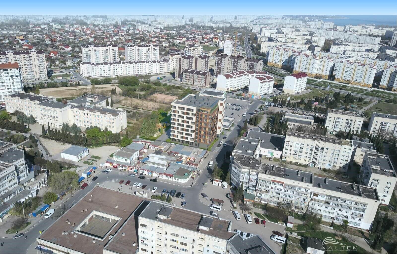 Суд в Севастополе не разрешил возвести десятиэтажку вместо парковки
