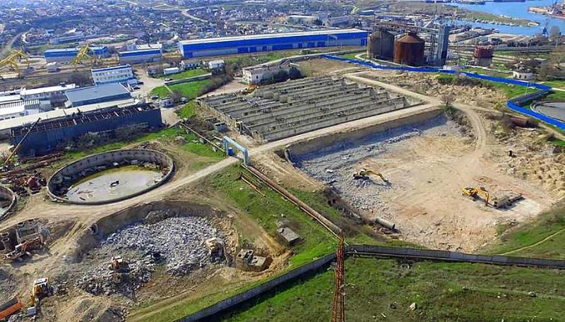 В Севастополе определен подрядчик строительства КОС «Южные»