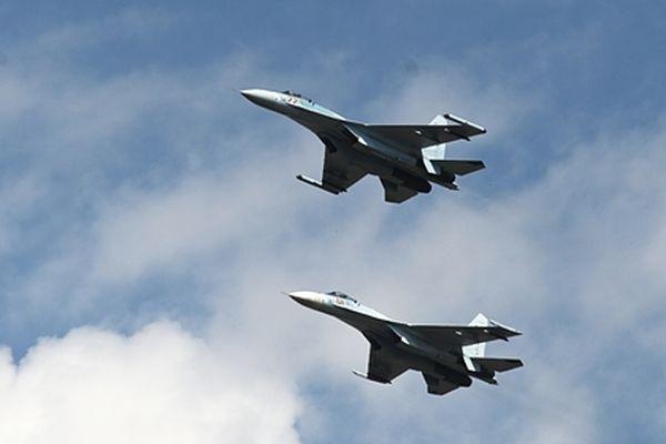 Стала известна причина крушения истребителя Су-27 в Крыму