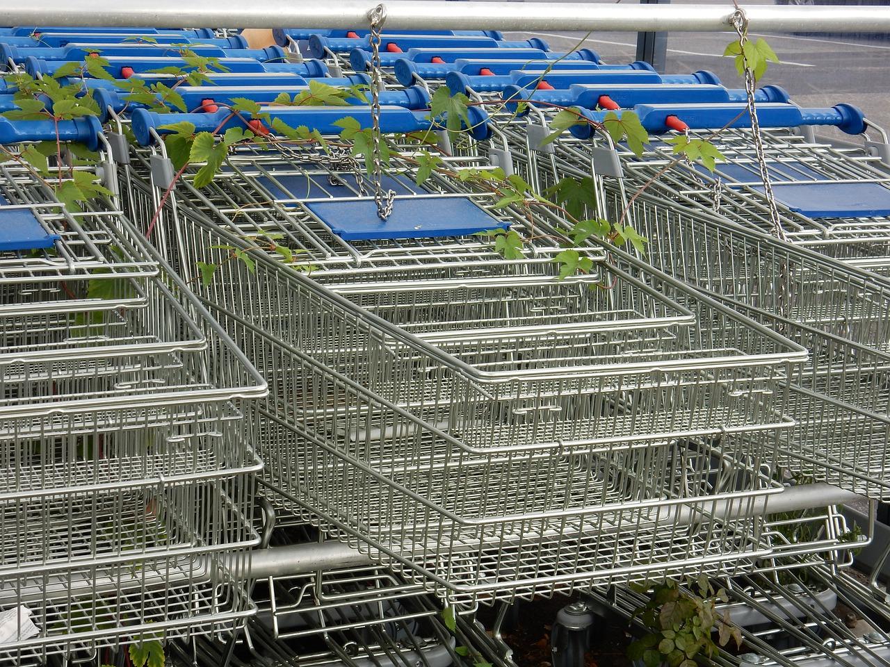 Жительница Севастополя украла вещи из камеры хранения в супермаркете