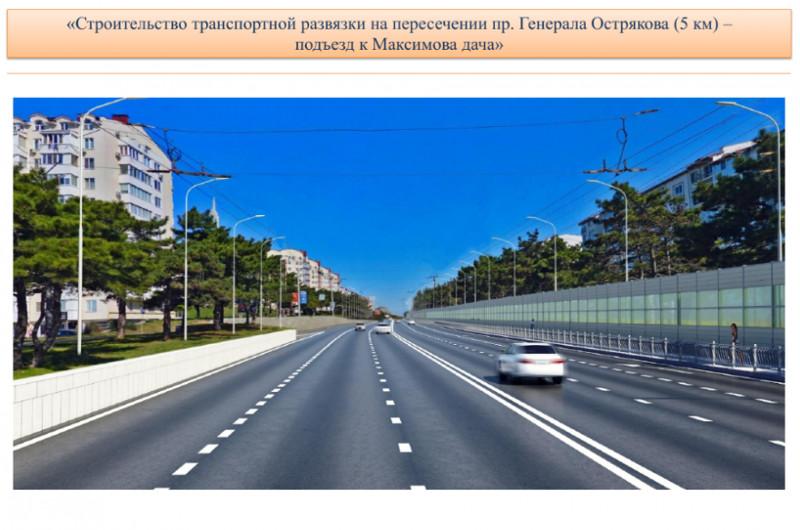 Шумозащитный экран предложили установить вдоль севастопольского проспекта