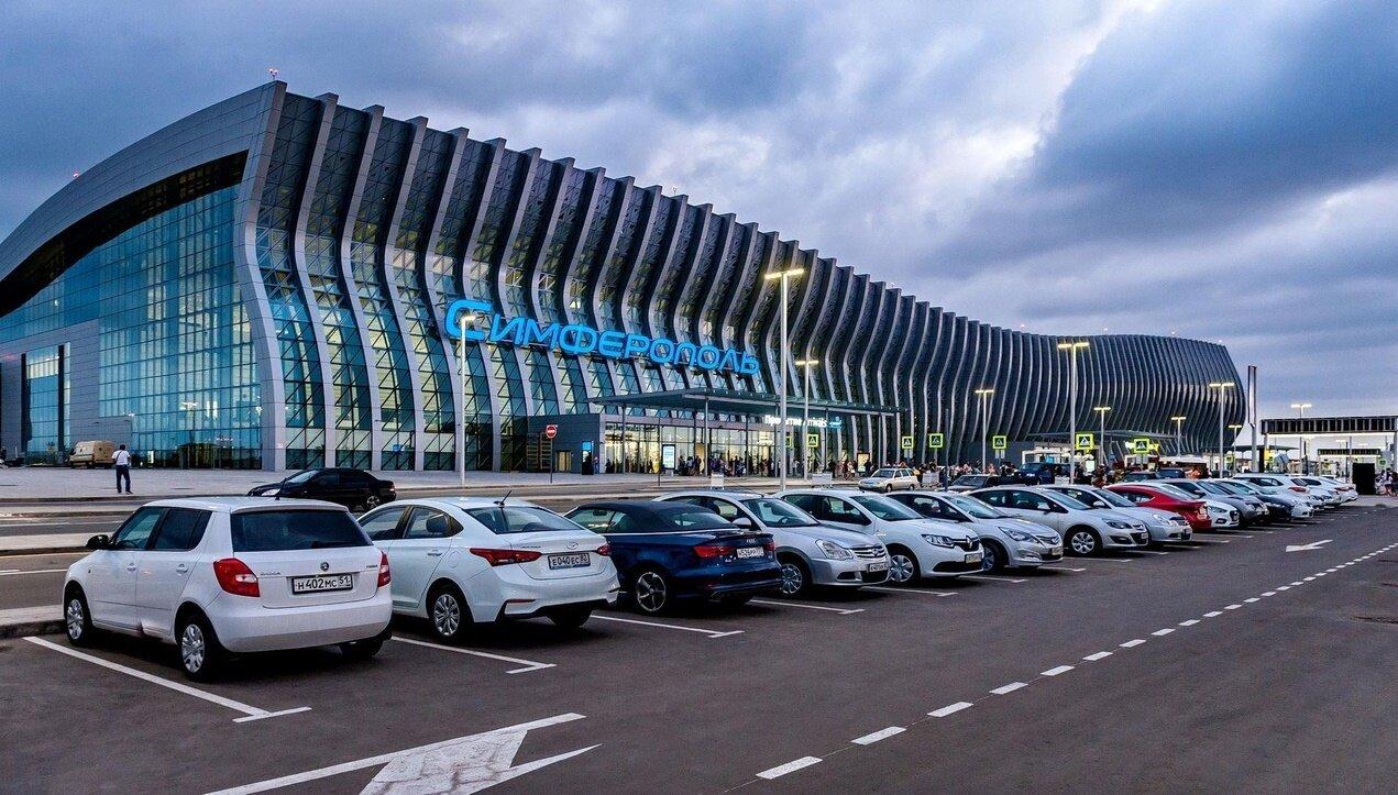 Пассажиропоток аэропорта в Симферополе в июле вырос на 5,5%