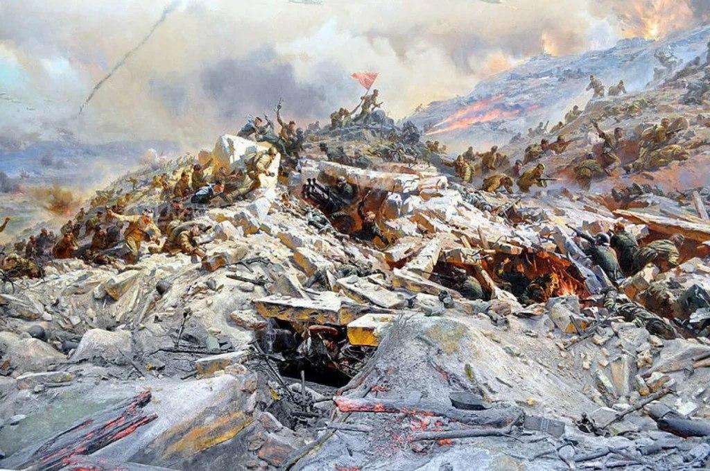 В Севастополе за 6,8 миллионов отреставрируют Диораму на Сапун-горе
