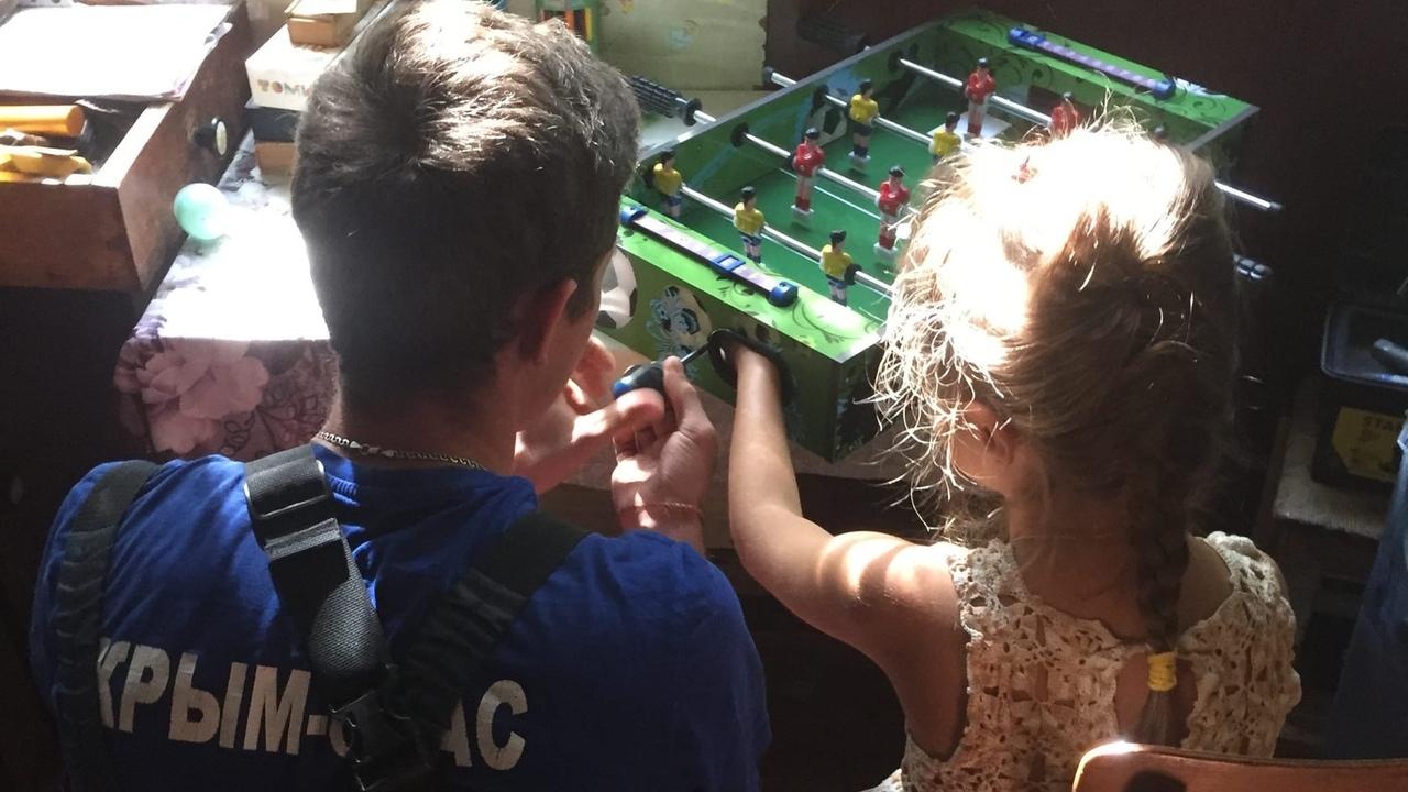 настольного футбола