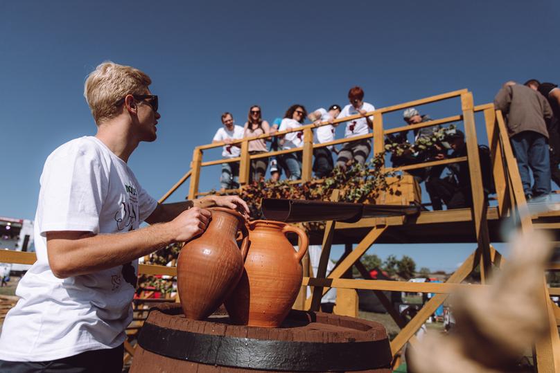 На виноградниках в Севастополе пройдет традиционный фестиваль WineFest