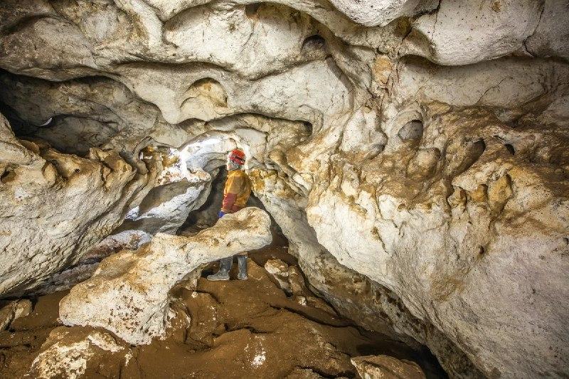 В Крыму у пещеры «Таврида» появится новый туристический маршрут