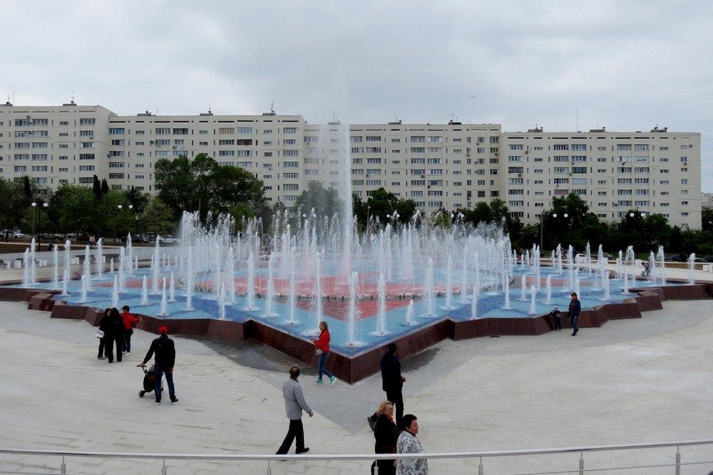 Севастопольцам представят проект второго этапа реконструкции Парка Победы