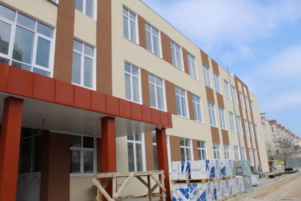 Стала известна дата открытия новой школы в микрорайоне Шевченко