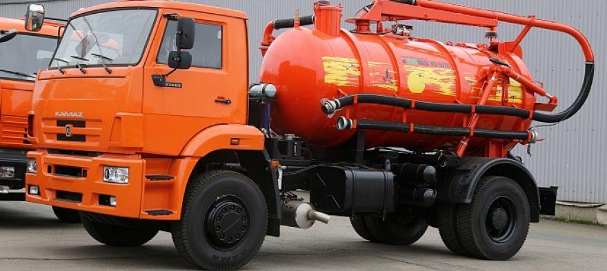 Севастопольский «Водоканал»  закупает спецтехнику – водовозки и илососные машины