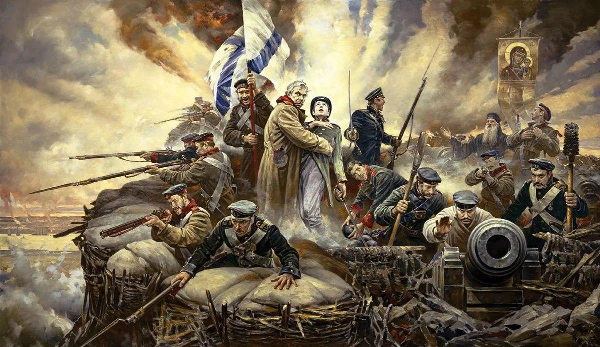 9 сентября — день памяти русских воинов, павших при обороне Севастополя