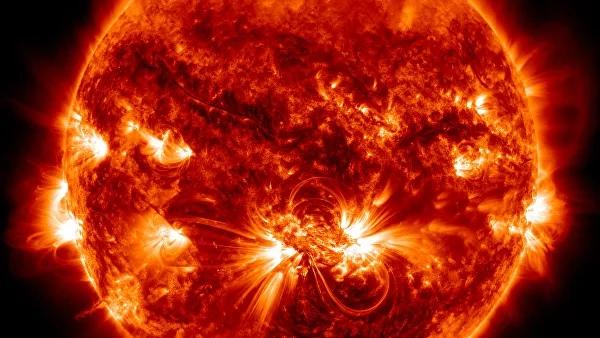 Начался новый цикл солнечной активности