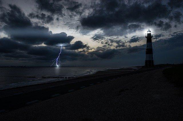 Циклон принес в Крым сильные дожди с грозами (прогноз погоды на 5 – 7 сентября)