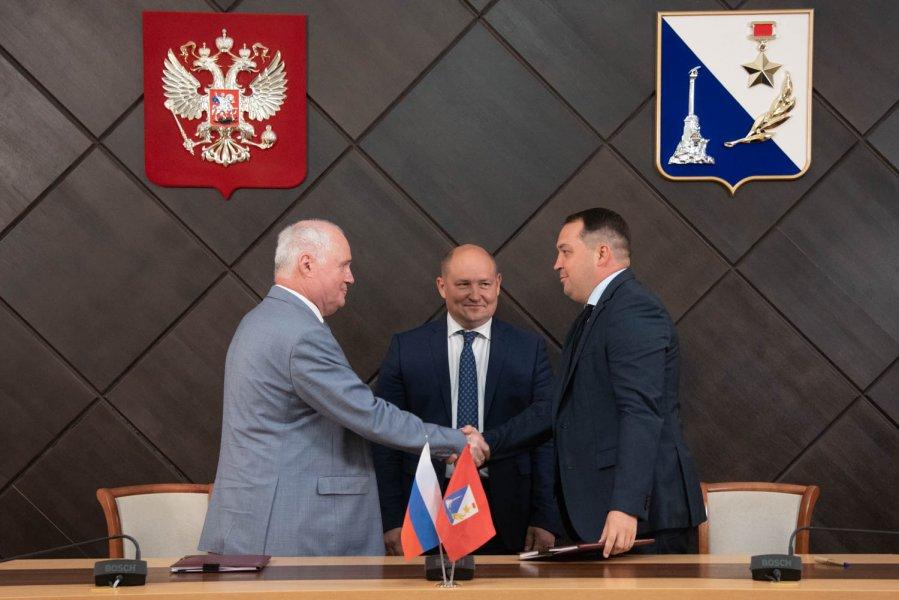 В Севастополе подписан контракт на строительство онкологического диспансера