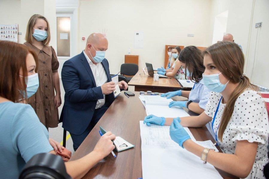В Севастополе явка на выборах превысила показатели 2017 года
