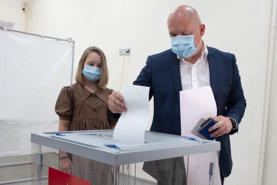На выборах губернатора Севастополя Развожаев лидирует с 85%