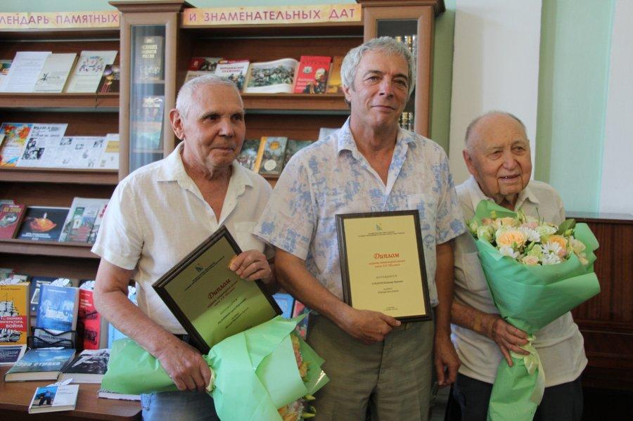 В Севастополе вручили литературную премию Льва Толстого