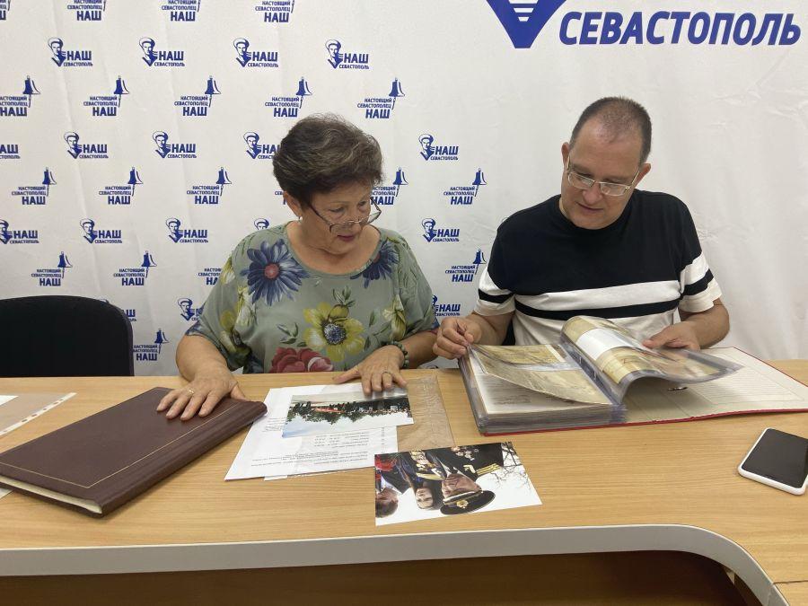 Дочь освободителя Севастополя Ивана Патука: «Папа успел узнать, что в его честь будет назван сквер»