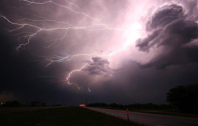 Сильные дожди пройдут в Крыму (прогноз погоды)