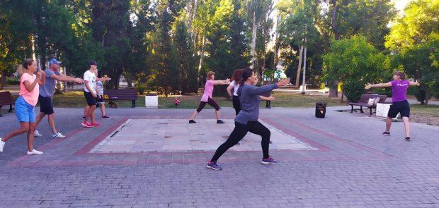 В Севастополе продолжаются общегородские зарядки