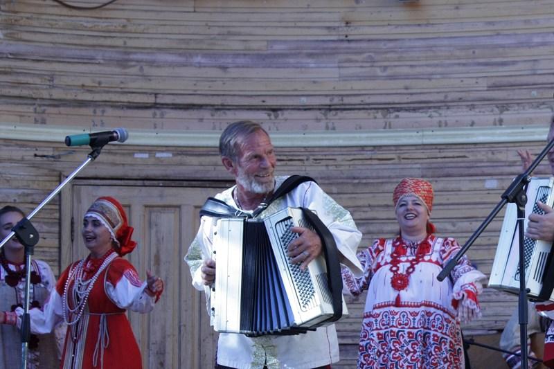 В Севастополе умер руководитель народного ансамбля «Русь»