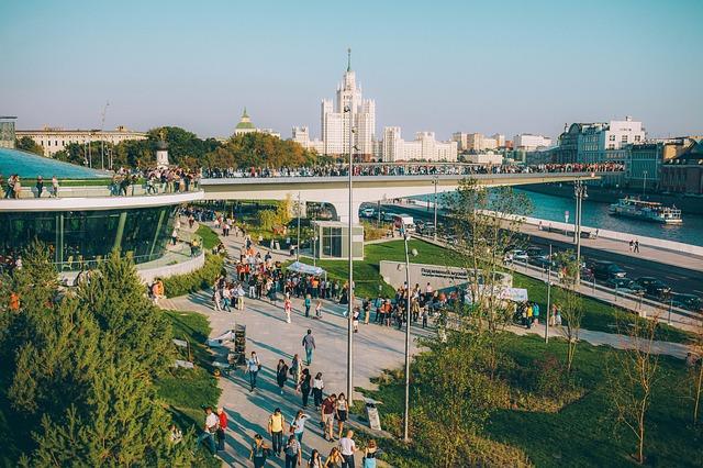 парка «Зарядье»