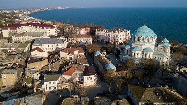 Крымский город на пять лет превратится в большую стройку