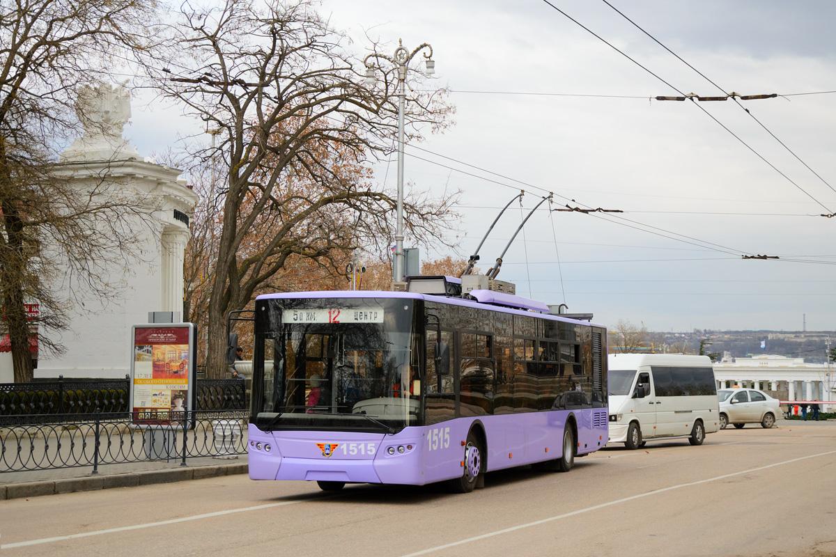 В Севастополе будут дезинфицировать автобусные остановки