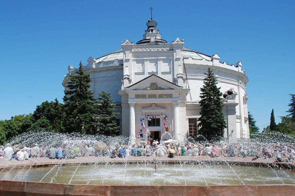 Севастопольский военно-исторический музей временно не проводит экскурсии