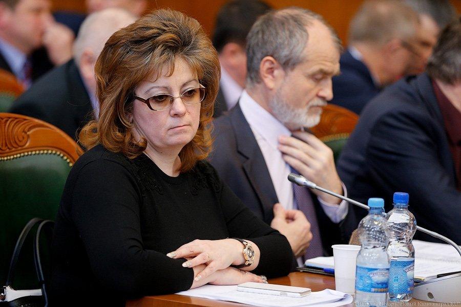 Вице-премьером Крыма назначена Светлана Маслова