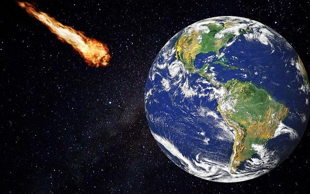 Крымский астроном оценил ущерб от возможного падения астероида 2 ноября