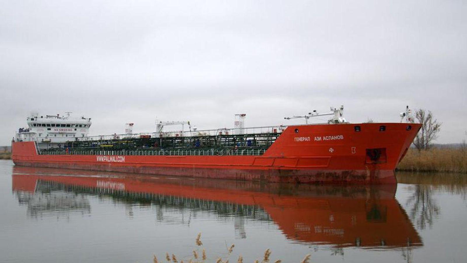 Прекращены поиски моряков, пропавших в Азове