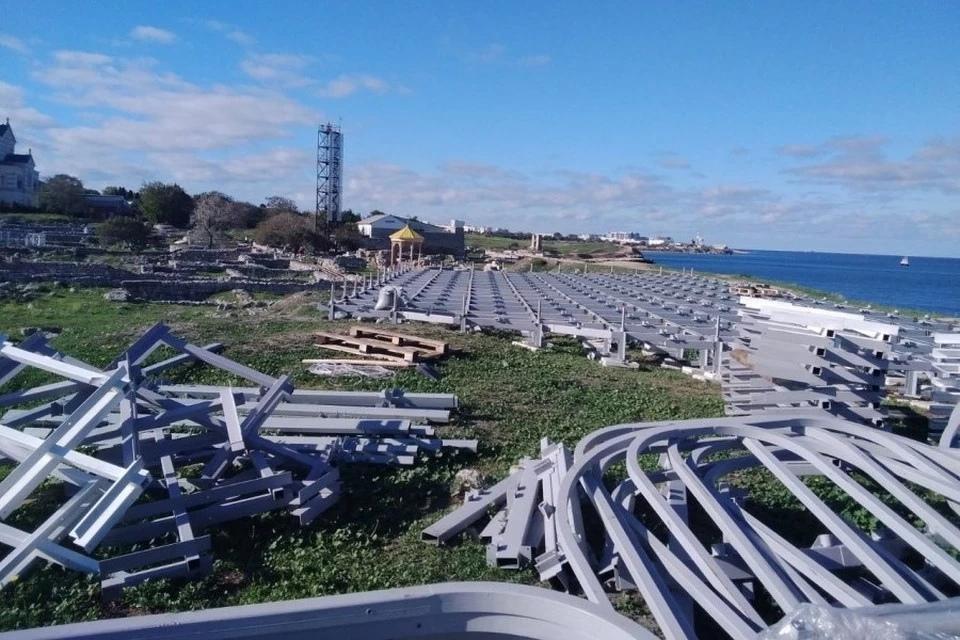 В Севастополе появится новая смотровая площадка