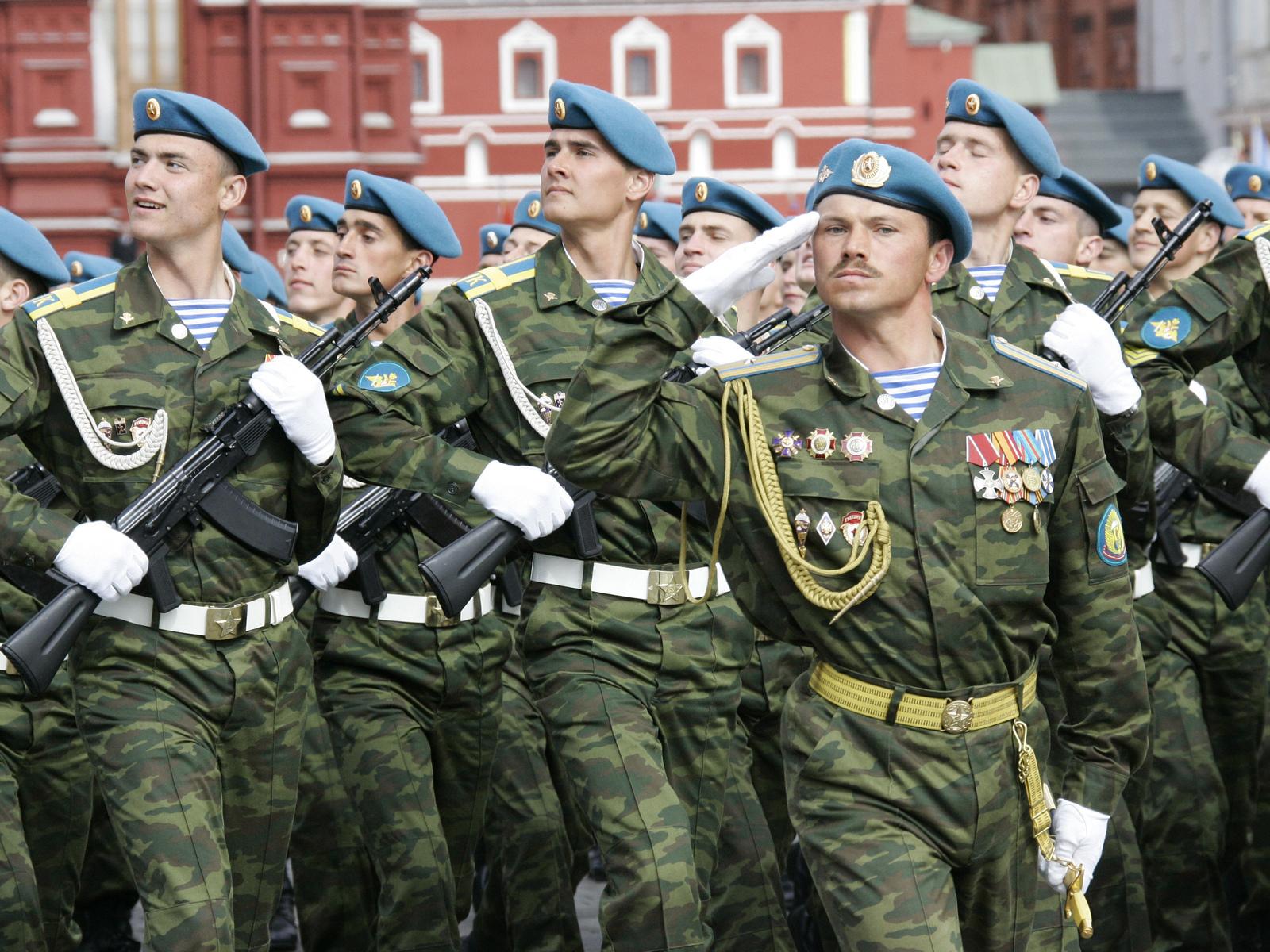 В России начался осенний призыв