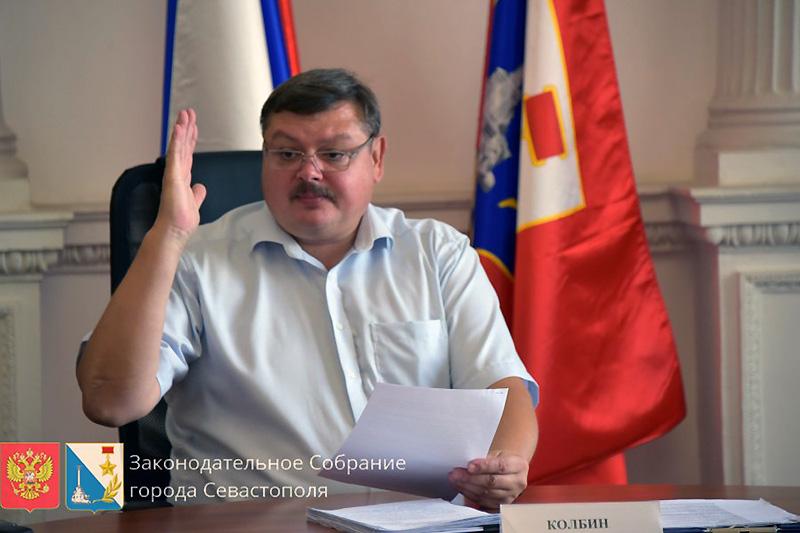 В Севастополе выбрали сенатора в Совет Федерации РФ от Заксобрания