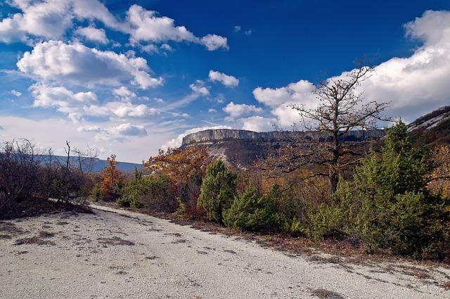 В октябре отечественные любители отдыха в горах выбирают Крым
