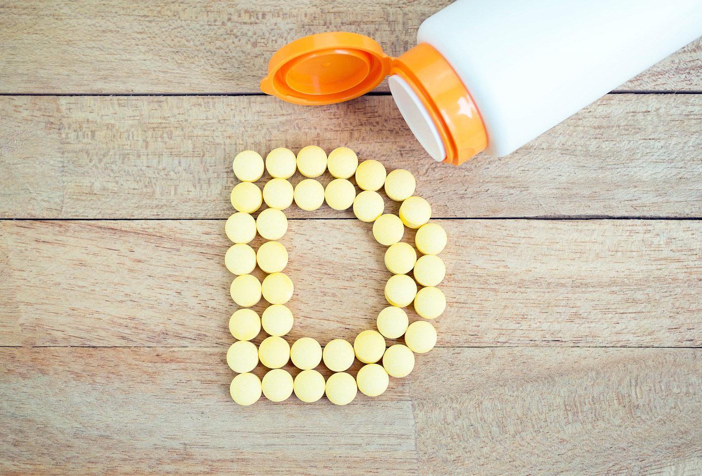 Врачи связали нехватку витамина D с повышенным риском заполучить COVID