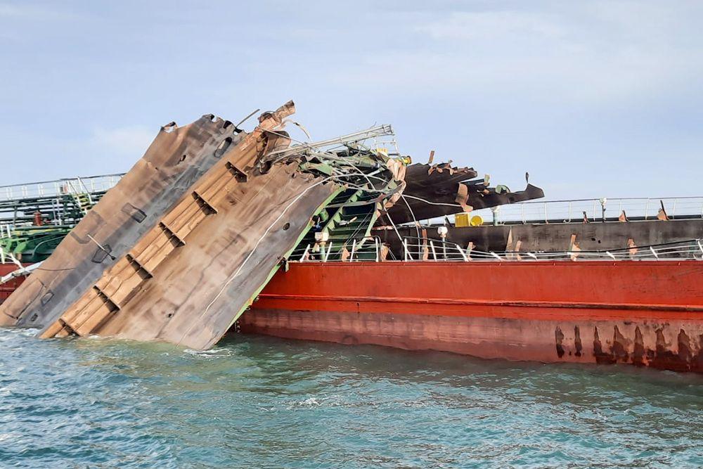 Следком возбудил дело о нарушении пожарной безопасности на танкере
