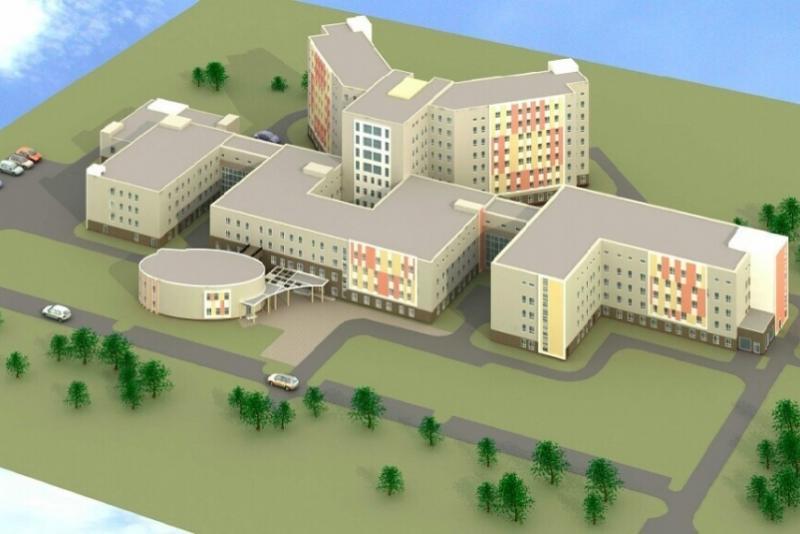 Правительство утвердило проект планировки участка под строительство медкластера в Севастополе