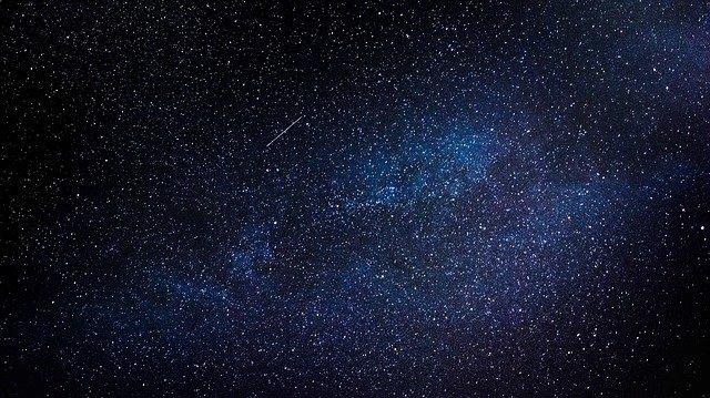 Крымчанам рассказали, где и когда смотреть метеорный поток Ориониды
