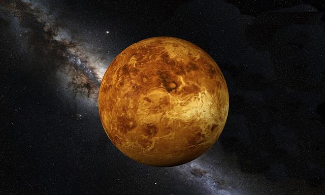 Второй признак жизни обнаружили на Венере