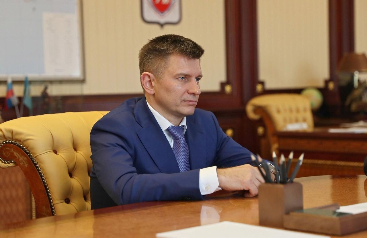 Сергей Аксенов уволил министра транспорта Крыма
