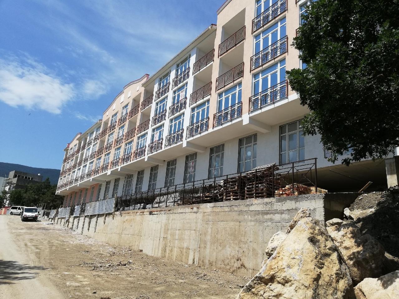 10% городской собственности в ЖК «Морской» исчезло?