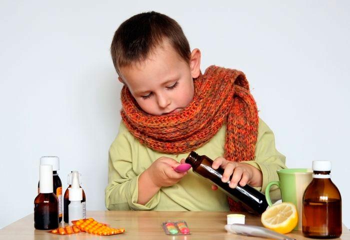 Названы наиболее частые симптомы COVID-19 у детей