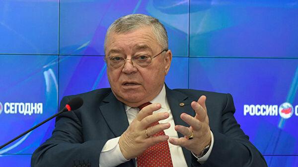 Умер председатель Общественной палаты Крыма