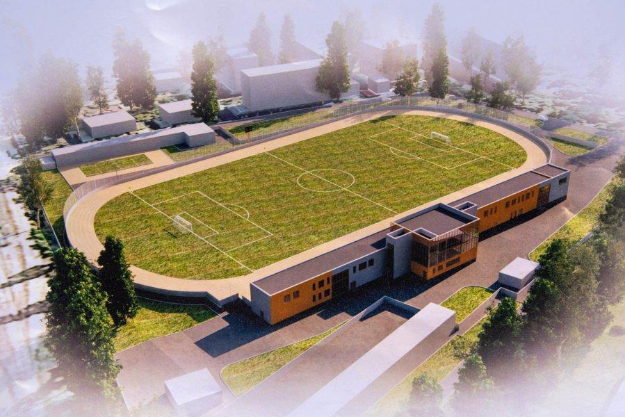 Реконструкция балаклавского стадиона снова терпит крах