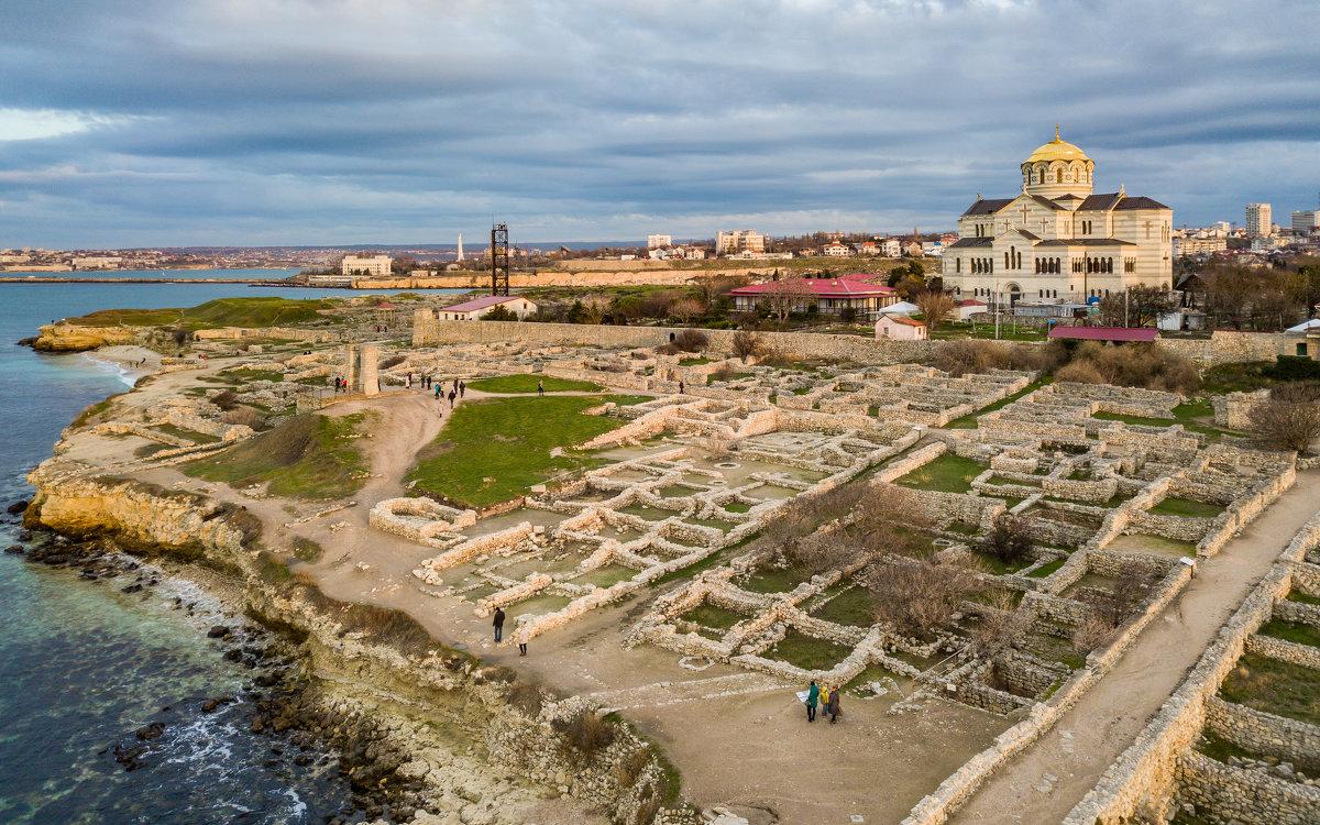 В Севастополе Херсонес официально зарегистрировал древний пригород
