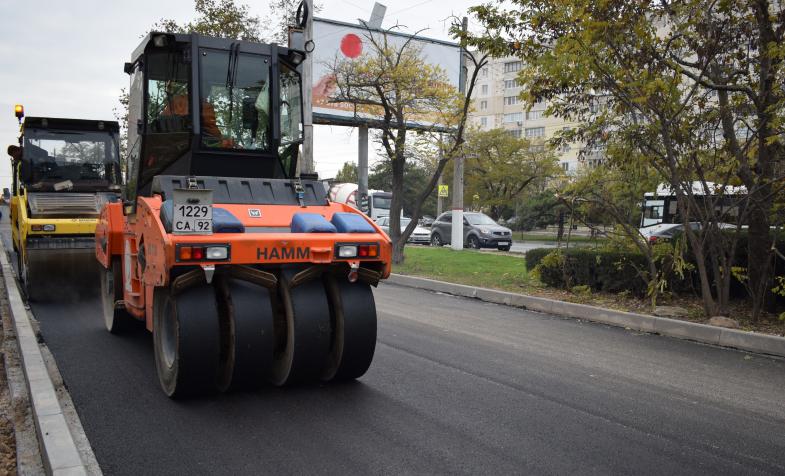 В Севастополе отремонтируют еще две дороги-дублеры