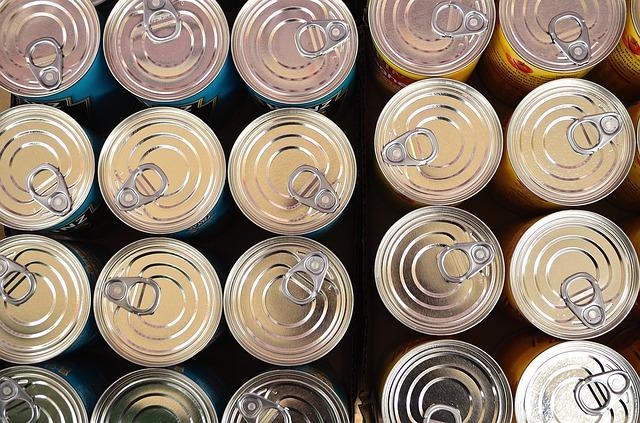 В России предложили ввести акцизы на консервы и фастфуд