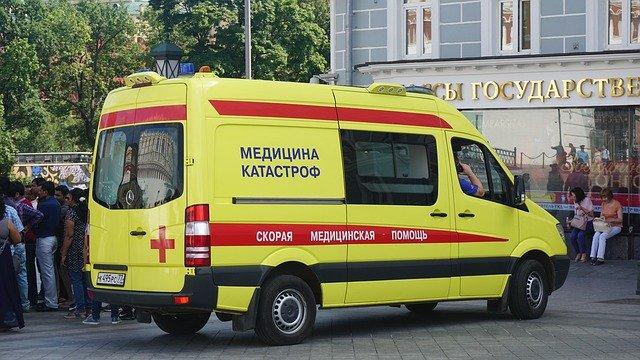 Крым получил 10 машин скорой помощи