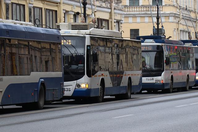 В Севастополе восстановили движение троллейбусного маршрута